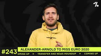 Preview image for Who will REPLACE Alexander-Arnold for England?