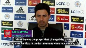 Preview image for Arteta hails game-changer Willian