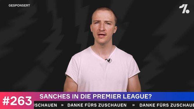 Vorschaubild für Sanches in die Premier League?