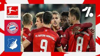 Imagem de visualização para Melhores momentos de Bayern de Munique vs. Hoffenheim | 10/23/2021