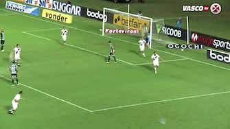 Imagem de visualização para Confira gols da vitória do Vasco sobre o Coritiba em São Januário