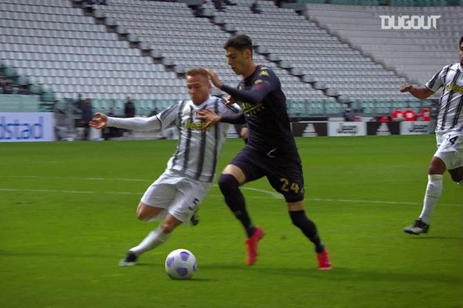 Le meilleur d'Arthur à la Juventus jusqu'à présent