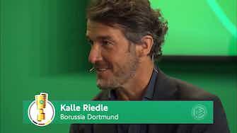 """Vorschaubild für Riedle: DFB-Pokalfinale ohne Fans ist """"bitter"""""""