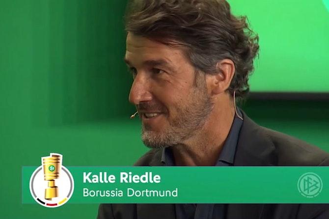 "Riedle: DFB-Pokalfinale ohne Fans ist ""bitter"""