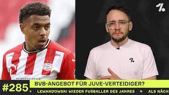 Vorschaubild für BVB-Angebot für Juve-Verteidiger?