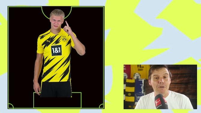 Imagen de vista previa para Ezequiel Daray analiza el Team of the Season de OneFootball