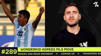 Preview image for Wonderkid chooses MLS side!