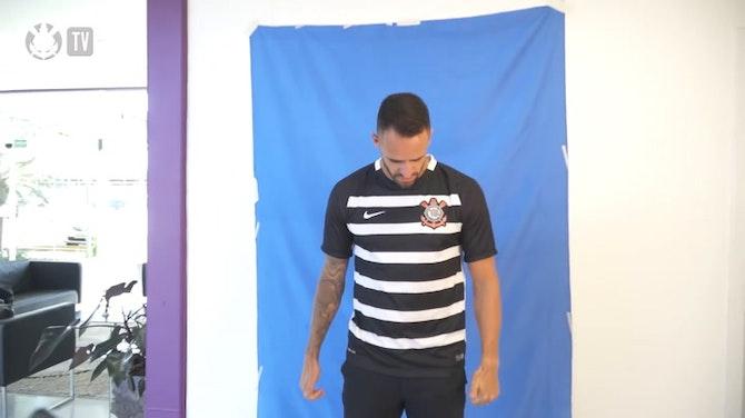 Imagem de visualização para Renato Augusto diz que foi fácil escolher o Corinthians e promete 'entrega em campo'