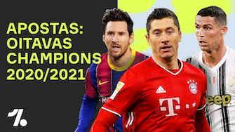 Imagem de visualização para Sevilla, Borussia e Leipzig?! Quais são as APOSTAS pra OITAVAS da CHAMPIONS 20/21?