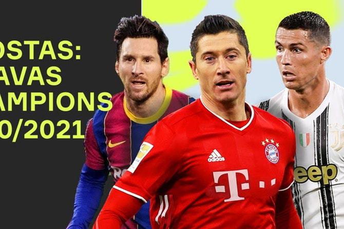Sevilla, Borussia e Leipzig?! Quais são as APOSTAS pra OITAVAS da CHAMPIONS 20/21?