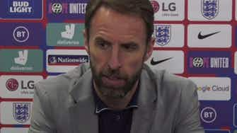 Preview image for We will NOT stop taking knee despite booing, Gareth Southgate