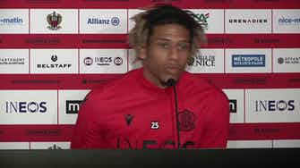 Image d'aperçu pour Nice - Barça, Benfica, Schalke… Todibo évoque son parcours