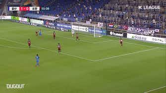 Imagem de visualização para Gols de Bjørn Johnsen pelo Ulsan na K-League 2020