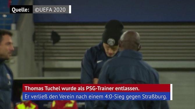 Vorschaubild für Rückblick: Tuchels Zeit bei PSG ist um