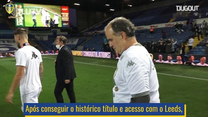 Imagem de visualização para Marcelo Bielsa deixa sua marca em primeira Premier League da carreira