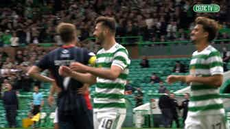 Preview image for Pitchside View: Albian Ajeti's two goals vs Ross County