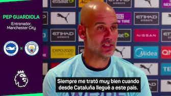 """Imagen de vista previa para Guardiola: """"A veces se nos trata como lo peor de lo peor"""""""