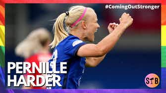 Preview image for Celebrating Pernille Harder | #ComingOutStronger