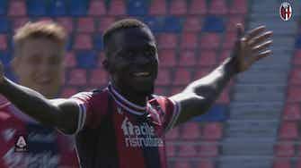 Preview image for Bologna home win 3-0 Lazio