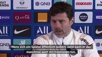 Vorschaubild für Messi-Zoff: Pochettino kontert Koeman