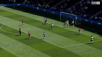 Imagem de visualização para Kazim marca, mas não evita derrota do Derby em amistoso contra o United