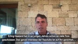 Vorschaubild für Zola über Haaland-Transfer, Havertz und Werner