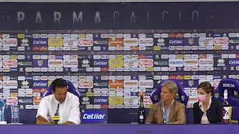 """Anteprima immagine per Buffon e il figlio dubbioso: """"Papà sei forte, perché vai a Parma?"""""""