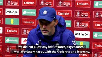 Preview image for Tuchel quick to shrug off Chelsea's 'unlucky' FA Cup final defeat