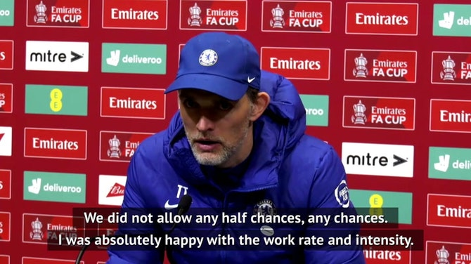 Tuchel quick to shrug off Chelsea's 'unlucky' FA Cup final defeat