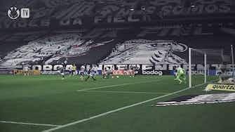 Imagem de visualização para Com dois de Róger Guedes, Corinthians vence o Palmeiras na Neo Química Arena