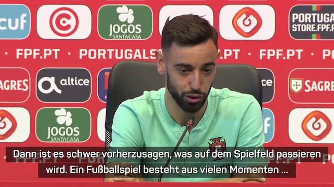 """Fernandes: """"Deutschland will gewinnen"""""""
