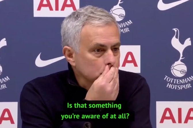 Mourinho diplomatic about Stoke facilities ahead of Cup tie