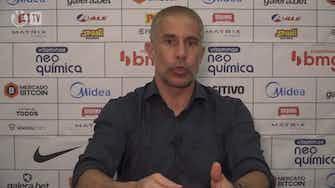 Imagem de visualização para Sylvinho fala sobre oportunidades dadas dentro do elenco do Corinthians