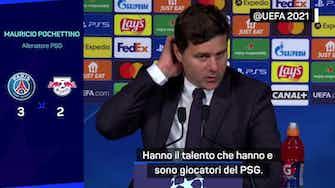 """Anteprima immagine per Poche, così è bello: """"Mbappé e Messi fanno la differenza"""""""