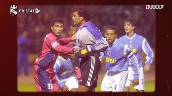 Sporting Cristal remember Miguel Miranda
