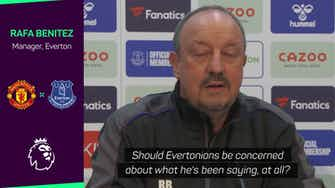 Preview image for Benitez feeling positive about Richarlison's future following talks