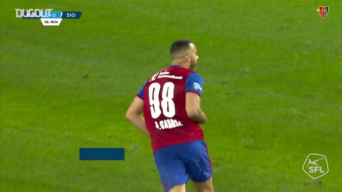 Image d'aperçu pour Le meilleur d'Arthur Cabral au FC Bâle en 2019-20