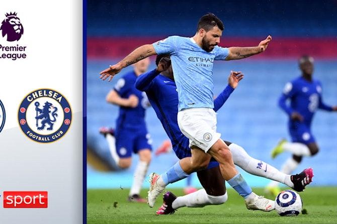 Meisterfeier verschoben! Highlights: Manchester City – Chelsea 1:2