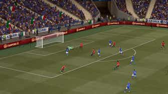 Image d'aperçu pour L'énorme raté de Koke contre l'Italie en demies de l'Euro (FIFA)
