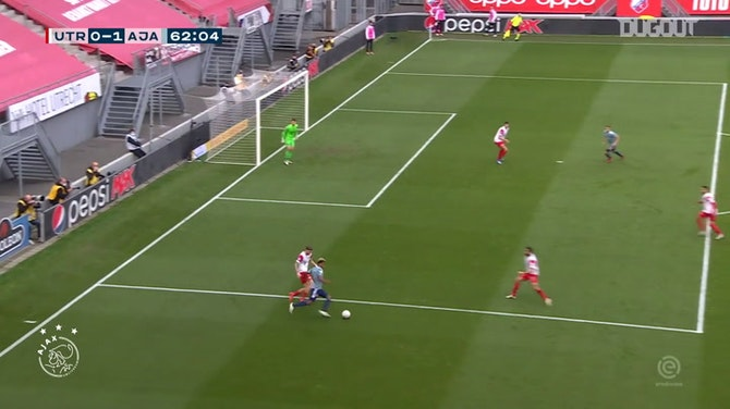 Les meilleurs buts de l'Ajax en 2020-21