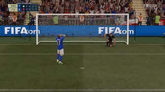 Image d'aperçu pour La finale de l'Euro 2020 se décide aux tirs aux buts ! (FIFA)