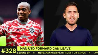 Preview image for Man Utd forward told he can LEAVE!