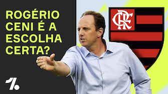 Imagem de visualização para ROGÉRIO CENI tem TUDO PRA DAR CERTO no Flamengo!? Tática, mentalidade e objetivo!