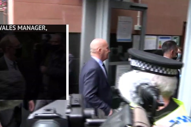 Giggs denies charges of assault