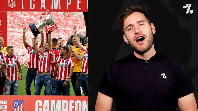 Preview image for Reaction to Atletico's title win!
