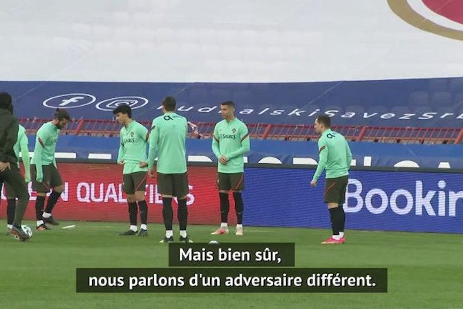 """Portugal - Santos : """"Nous n'allons pas changer notre style de jeu"""""""