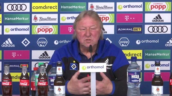 """Hrubesch: """"Keine Erklärung"""" für Nicht-Aufstieg"""