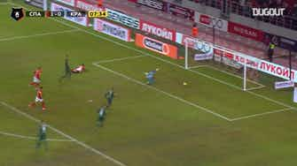 Preview image for Quincy Promes' first goal since his return to Spartak