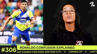 Preview image for Ronaldo's benching and future EXPLAINED!