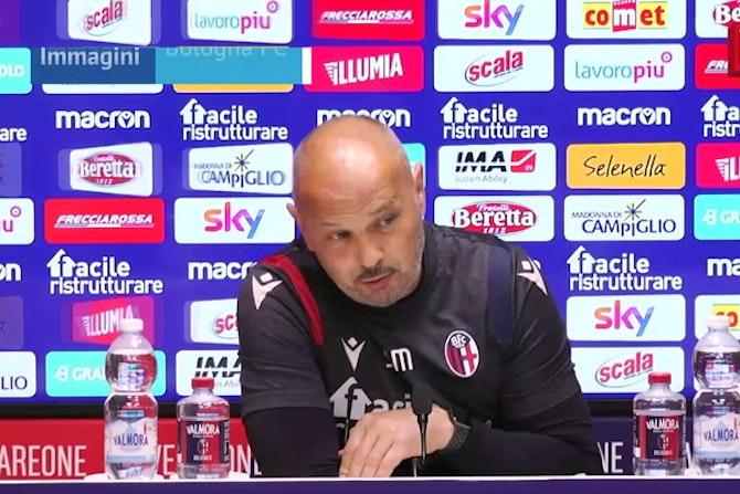 """Mihajlovic: """"Testa alla Fiorentina, dimentichiamo Bergamo"""""""